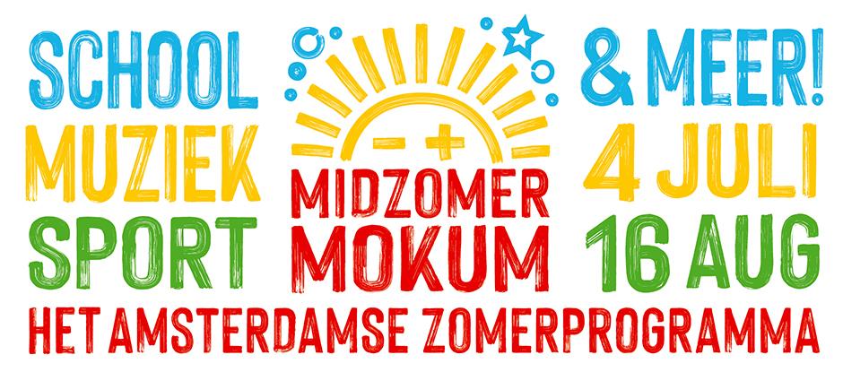 Programma Midzomer Mokum activiteiten Zuidoost