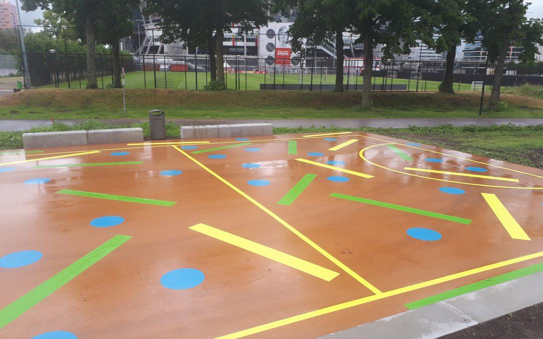 Nieuwsbrief Sport Gemeente Amsterdam
