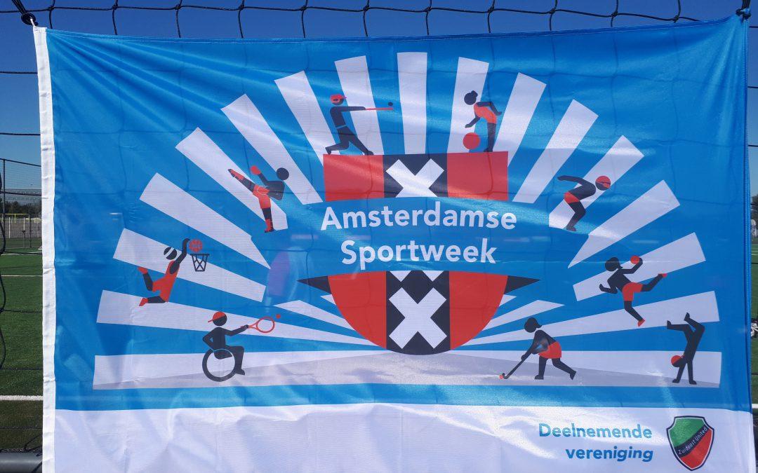 Amsterdamse Sportweek (Zuidoost) succesvol afgerond