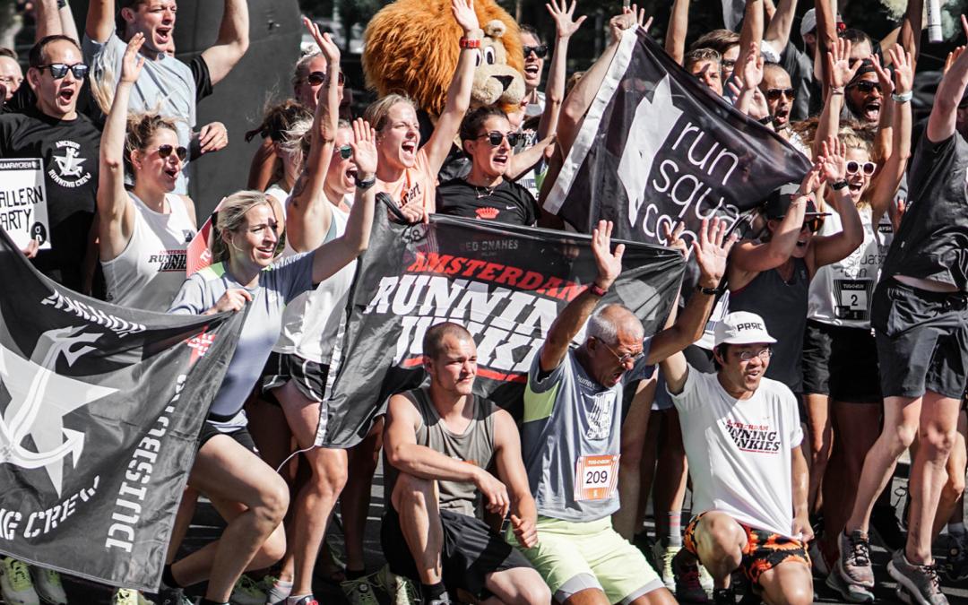 Schrijf je in als team voor de On SquadRace op Kraaiennest in Zuidoost 19 September!